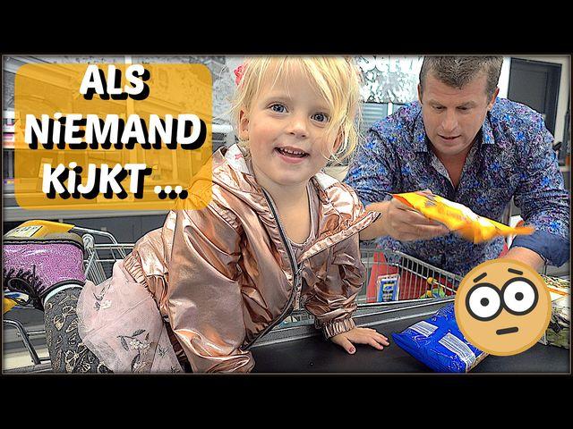LUCiLLA OP DE BAND  | Bellinga Familie Vlog #1111