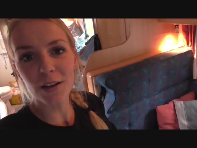 CAMPER HOME TOUR! | Mama Bellinga Vlog #13