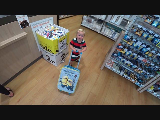VERJAARDAGFEESTJE VAN VRIENDJE | Bellinga Vlog #709