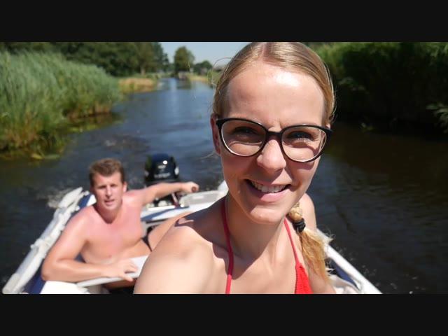 ADAM ZOEKT EVA IN GIETHOORN | Bellinga Vlog #342