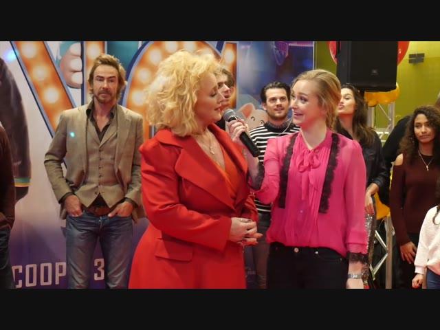 SING FILM PREMIERE MET DE KIDS! | Bellinga Vlog #485