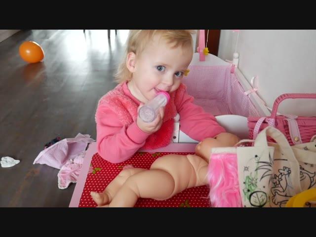 SPELEN MET BABYPOP | Lucilla Bellinga Vlog #11