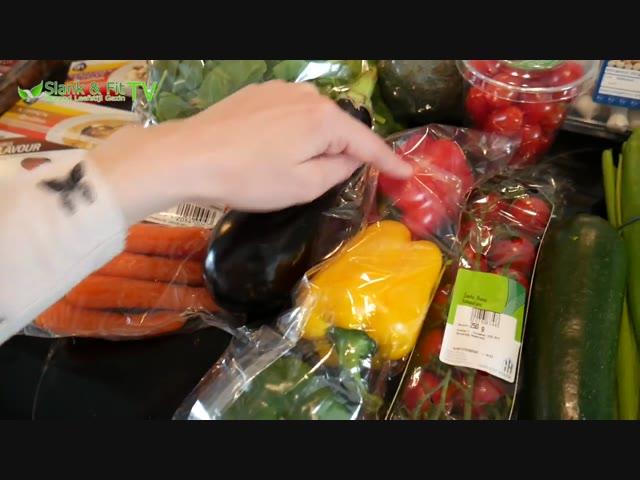 VEGETARISCHE RECEPTEN | Boodschappen Shoplog #15