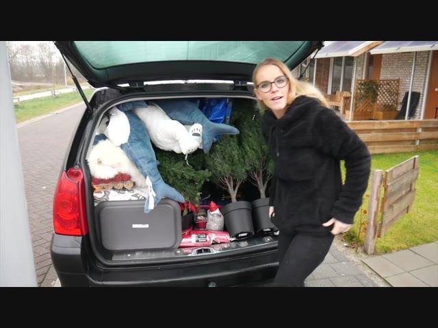 KERST IN HUIS ! | Bellinga Vlog #484