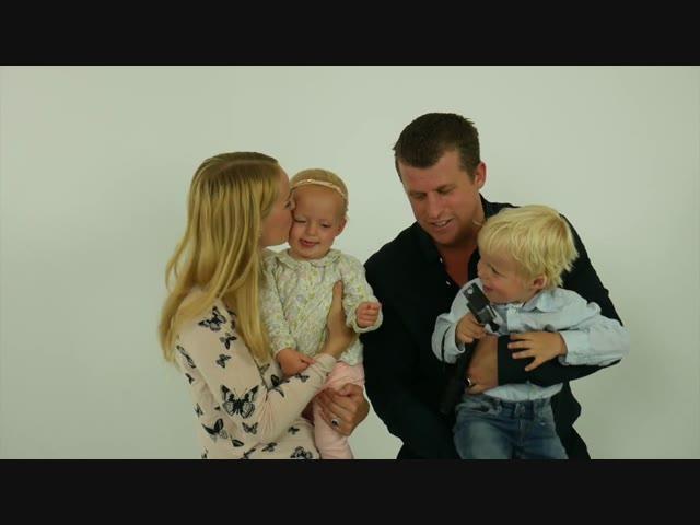 FAMILIE FOTOSHOOT AMSTERDAM | Bellinga Vlog #314