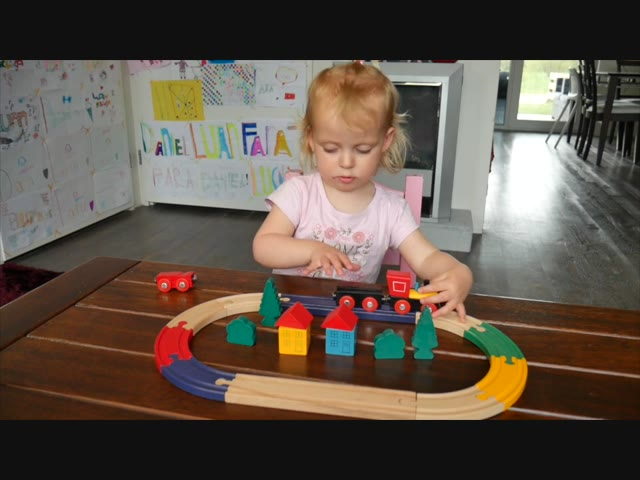 HOUTEN TREiN SET | Lucilla Bellinga Vlog #18