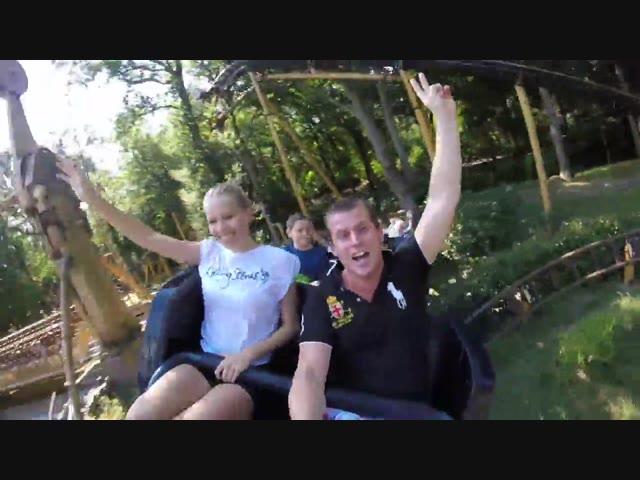 DUINRELL ATTRACTIE PARK | Bellinga Vlog #383*A