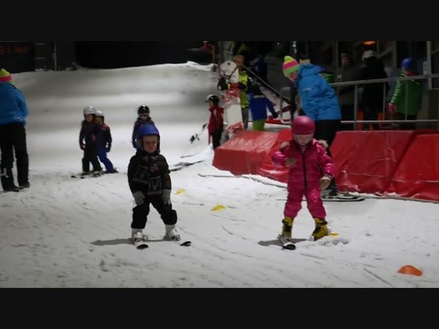 HAPPY KIDSWEEK DE UITHOF 1E SKILES | Bellinga Vlog #431