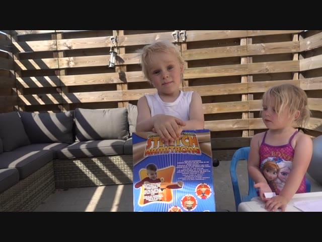 DiT HEBBEN WE NOG NOOiT GEDAAN!   Bellinga Familie Vlog #1000