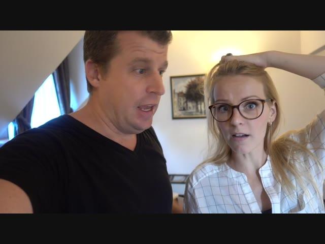 LOGEREN iN EEN KASTEEL?  ( of toch niet) | Bellinga Familie Vlog #1121