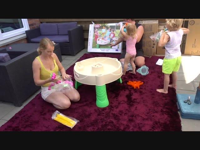 WATERPARK iN ACHTERTUiN? | Bellinga Familie Vlog #1028
