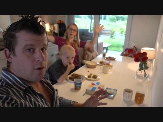LUAN VLOGT VAN GLiJBAAN  | Bellinga Familie Vlog #1044
