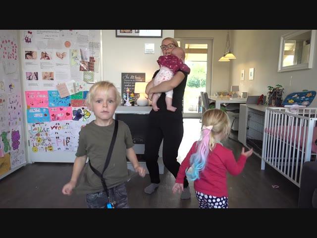 DANSEN OP VOGELGEZANG?    Bellinga Familie Vlog #1107