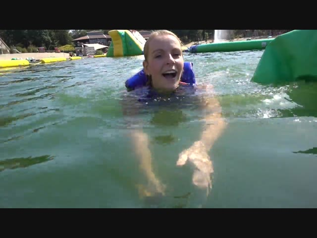 AQUAPARK BEKLiMMEN  | Bellinga Familie Vlog #1090