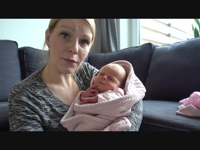 HUiLENDE BABY ... | Bellinga Familie Vlog #920