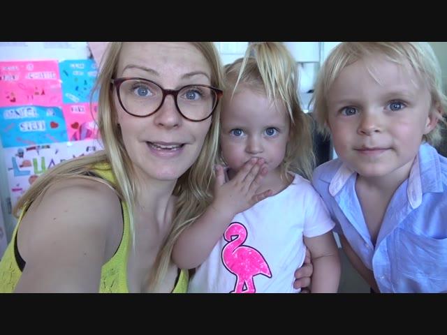 OVERAL STOEPKRiJT!!!  | Bellinga Familie Vlog #997