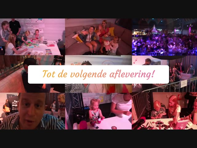 Bellinga-fans op de Dutch YouTube Gathering 2018