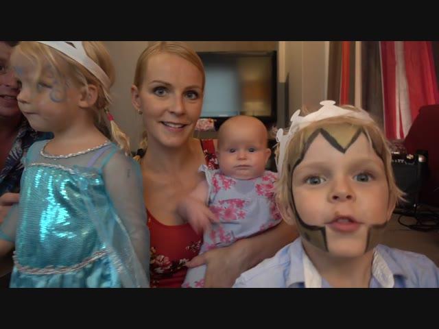 LUAN'S 6DE VERJAARDAG! ( jarig!)    Bellinga Familie Vlog #1092