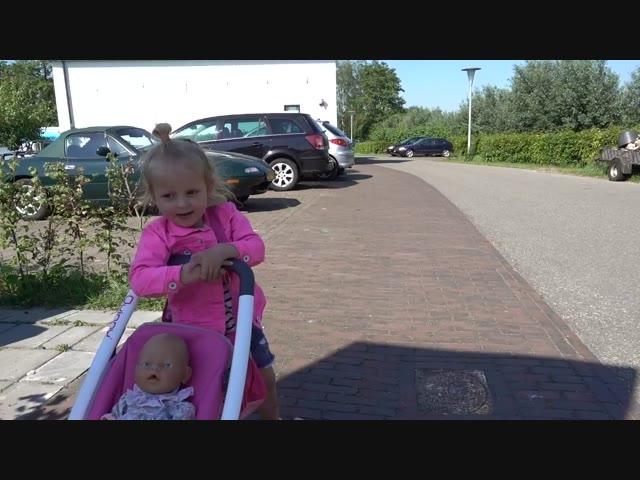 WANDELEN MET BABY   Bellinga Familie Vlog #1006