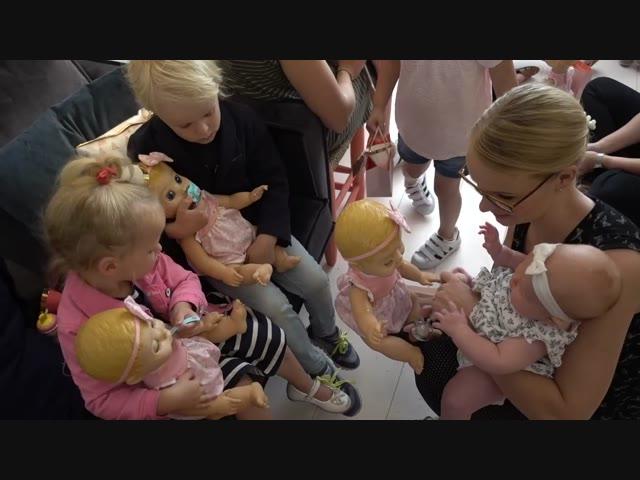 LUVA BELLA OPHALEN  | Bellinga Familie Vlog #1049